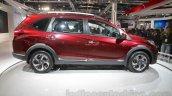 Honda BR-V side Auto Expo 2016