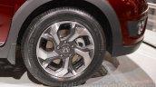 Honda BR-V wheel Auto Expo 2016