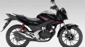 Honda CB125F black side
