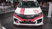 Honda Jazz Racing Concept front at the Auto Expo 2016