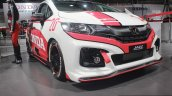 Honda Jazz Racing Concept front quarter at the Auto Expo 2016