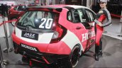 Honda Jazz Racing Concept rear quarter at the Auto Expo 2016
