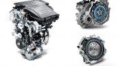Hyundai Ioniq hybrid hybrid system