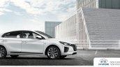 Hyundai Ioniq hybrid standstill