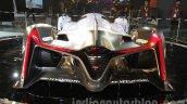 Hyundai N 2025 Vision Gran Turismo concept rear at Auto Expo 2016