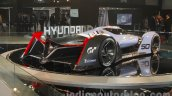 Hyundai N 2025 Vision Gran Turismo concept rear three quarters at Auto Expo 2016