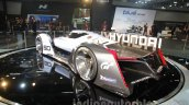 Hyundai N 2025 Vision Gran Turismo concept rear three quarters left at Auto Expo 2016