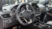 India-bound Mercedes GLS 63 interior at the 2016 Geneva Motor Show Live