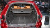 Jeep Grand Cherokee SRT boot at Auto Expo 2016