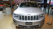 Jeep Grand Cherokee at Auto Expo 2016 front view