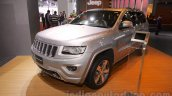 Jeep Grand Cherokee at Auto Expo 2016