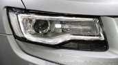 Jeep Grand Cherokee headlamp at Auto Expo 2016
