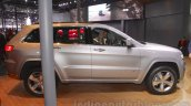 Jeep Grand Cherokee side at Auto Expo 2016