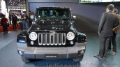 Jeep Wrangler Unlimited front at Auto Expo 2016