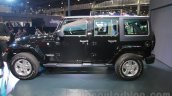 Jeep Wrangler Unlimited side at Auto Expo 2016