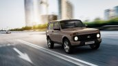 Lada 4X4 Urban front three quarters