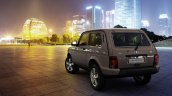 Lada 4X4 Urban rear three quarters