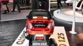 Mahindra Gusto 125 rear at Auto Expo 2016