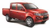 Mahindra Imperio Double Cab red