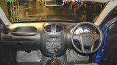 Mahindra Imperio dashboard blue double cab