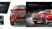 Mahindra Imperio digital brochure features