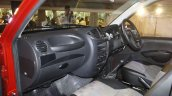Mahindra Imperio interior dashboard red single cab