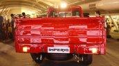 Mahindra Imperio rear red single cab