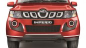 Mahindra Imperio red front