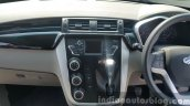 Mahindra KUV100 center console first drive review