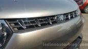 Mahindra KUV100 chrome grille