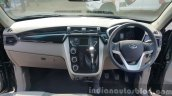 Mahindra KUV100 dashboard first drive review