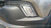 Mahindra KUV100 foglight