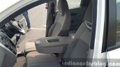 Mahindra KUV100 front bench seat down first drive review