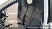 Mahindra KUV100 front bench seat up first drive review