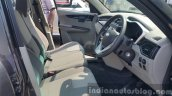 Mahindra KUV100 front cabin first drive review