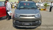 Mahindra KUV100 front
