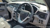 Mahindra KUV100 interior first drive review