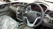 Mahindra KUV100 interior spied