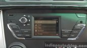 Mahindra KUV100 music system display first drive review