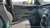 Mahindra KUV100 passenger door panel first drive review
