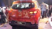 Mahindra KUV100 rear live image