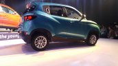 Mahindra KUV100 rear quarter live image