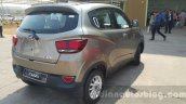 Mahindra KUV100 rear quarter