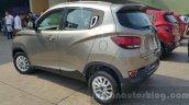 Mahindra KUV100 rear quarters