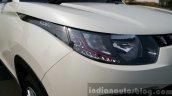 Mahindra KUV100 right headlamp first drive review