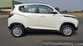 Mahindra KUV100 side first drive review