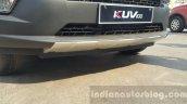 Mahindra KUV100 skid guard