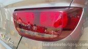 Mahindra KUV100 taillights