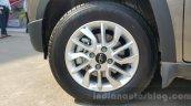 Mahindra KUV100 wheel