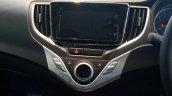 Maruti Baleno center console launches in Goa